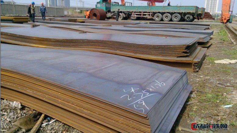 東莞700L汽車大梁鋼板 東莞700L汽車大梁板開平切割零售圖片