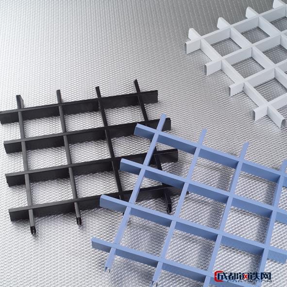 豪顶铝格栅、铝方通、铝挂片54