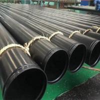 蓝色环氧粉末防腐钢管优点,饮用水用个灰色环氧粉末防腐,饮用水防腐钢管技术标准