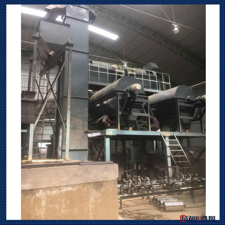 昌运 板材砂生产线 高纯制砂机板材砂生产线石英粉生产线制砂机生产线