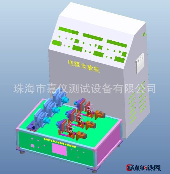嘉儀JAY-9736電動汽車插頭插座壽命試驗機 GB20234新標準廠家直銷可定做 插頭插座耐久試驗機