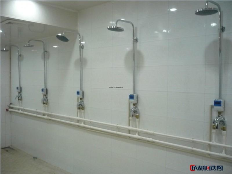 洗澡控水器 学生付费淋浴器 冷热水计费机 高校水控洗澡系统
