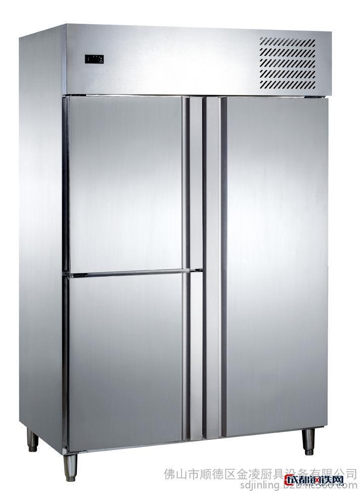 裕菱D1.0LA3G(1060)工程低温型冷藏柜  微电子控温  制冷快速高效