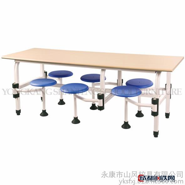 山風SF-G7008 食堂餐桌 餐桌廠家 學生餐桌椅