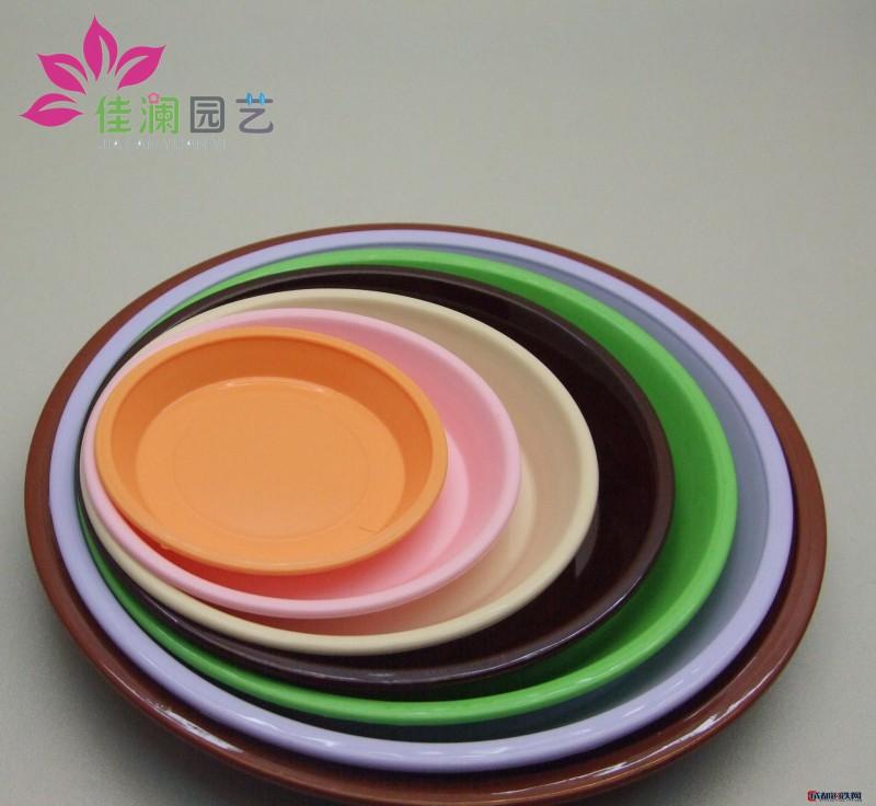大量 型號規格 塑料花盆托盤 園藝資材 小號