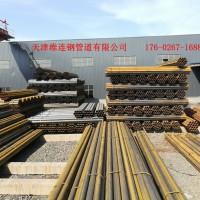 天津镀锌管螺旋管方矩管防腐保温管直缝焊管声测管无缝管厂家直销