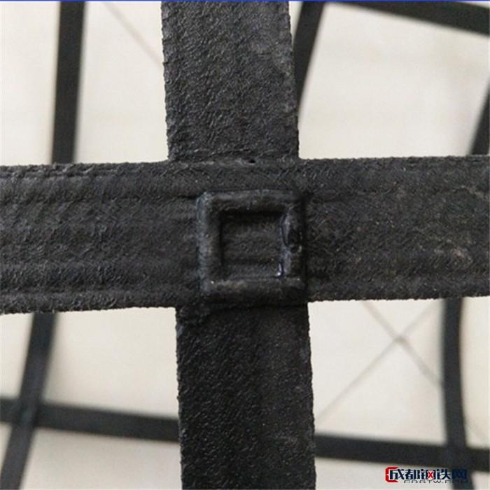 大庚 高强凸结点钢塑土工格栅 厂家现货供应 凸结点钢塑土工格栅 高强焊接优质双向格栅