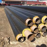 小區供暖用發泡保溫鋼管,環氧粉末防腐飲水管道,3pe防腐鋼管廠家圖片