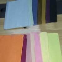 彩色包装纸编织棉纸纸绳棉纸16克23克彩色棉纸