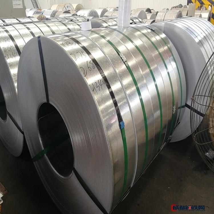 厂家直销镀锌薄板 热镀锌板 镀锌板白铁皮量大从优图片