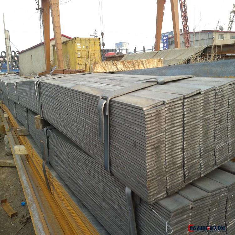 现货批发角钢扁钢 炭结扁钢 扁钢规格 价格优惠