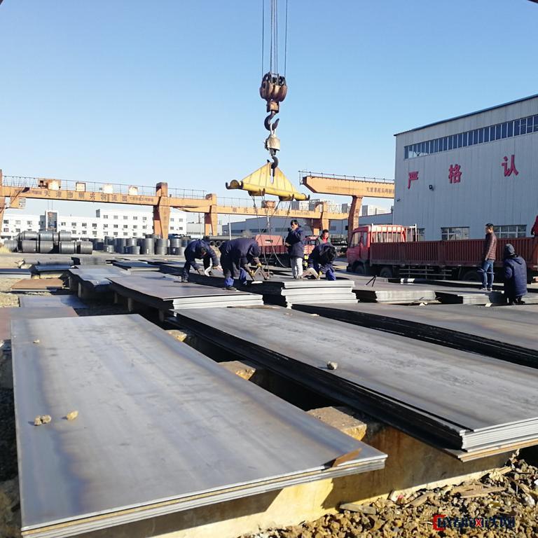 大量供應45熱軋卷板 開平板q235 熱軋薄板 精品貨源圖片