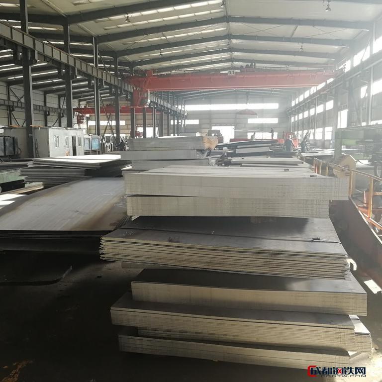 大量供應4mm熱軋板 開平板定開 熱軋鋼板 精品貨源圖片