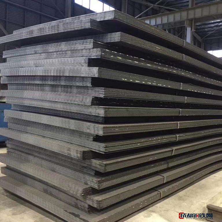 长期销售鞍钢中板 鞍钢中厚板q345c 普碳中板 库存充足