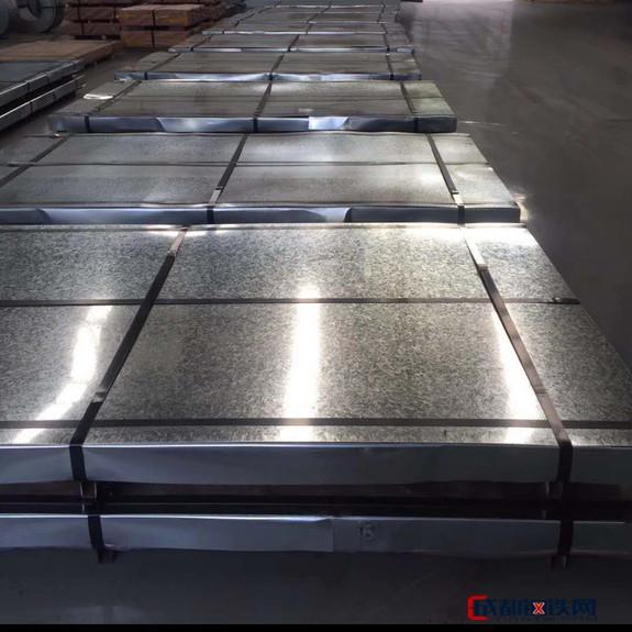 厂价直销镀锌卷材 无锌花热镀锌板 镀锌板价格今 强力推荐图片