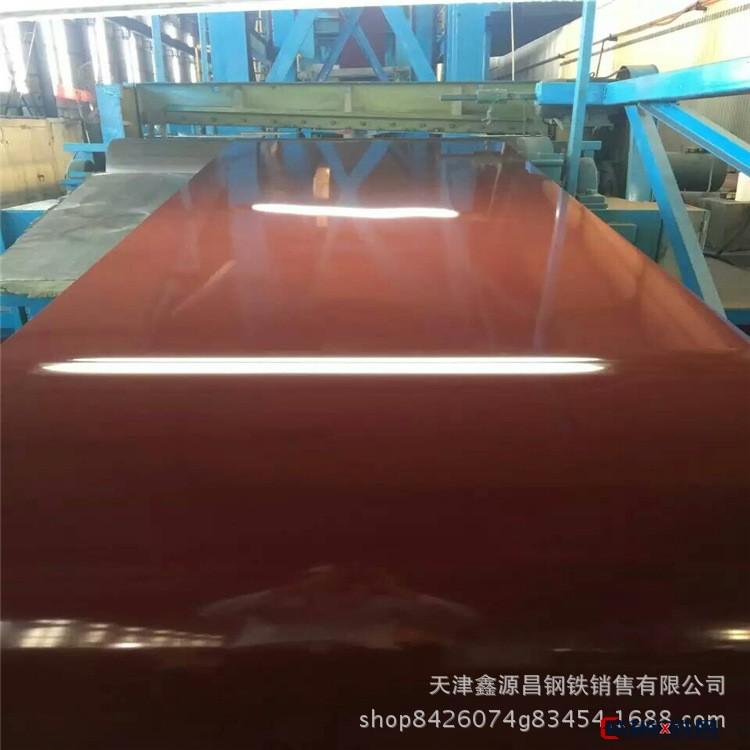 彩涂卷 直销环保彩涂板 隔热彩涂瓦楞板 建筑彩钢板 规格齐全 彩钢瓦