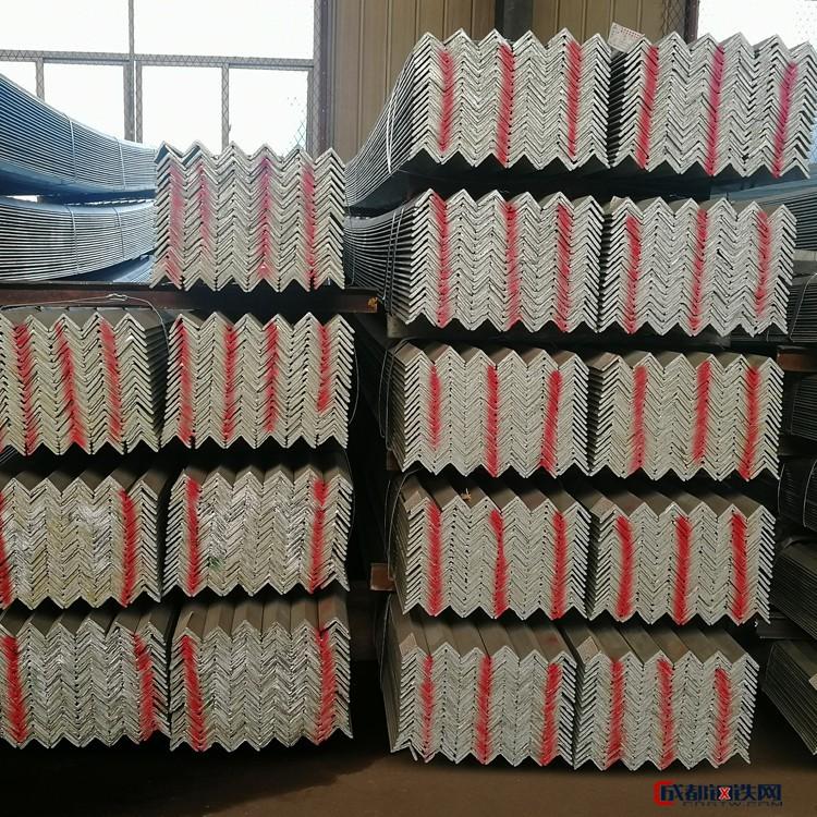 厂家直销镀锌角钢一吨 国标角钢镀锌 幕墙用镀锌角钢 强力推荐