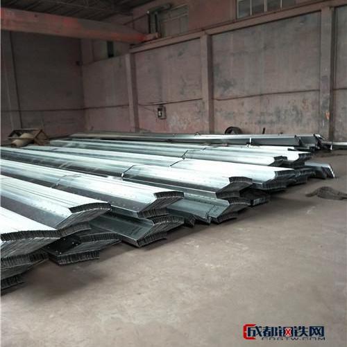 【宇润通金属】Z型钢生产厂家 镀锌Z型钢定制 冲孔Z型钢
