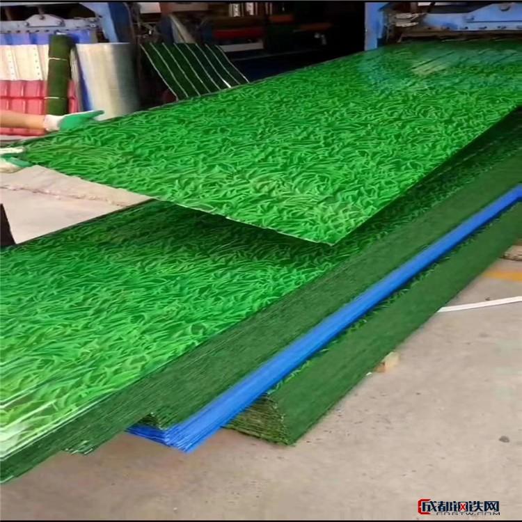 批量供应建筑彩涂板 彩涂卷 彩涂压型钢板 天津彩涂板厂家直销图片