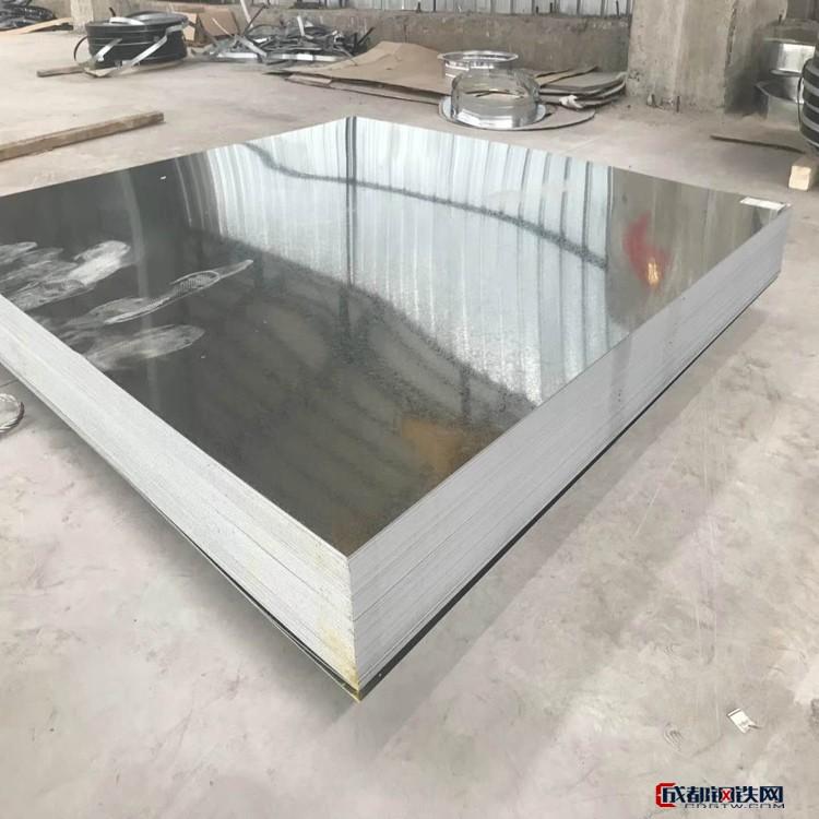 镀锌卷板 无花镀锌板 镀锌钢板1.0mm 镀锌板 强力推荐
