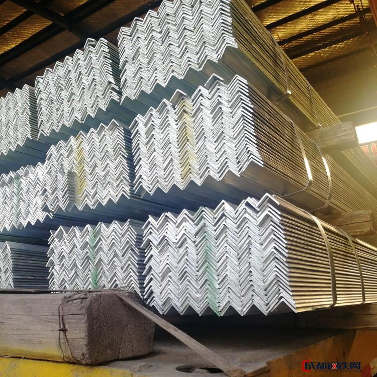 镀锌角钢供应厂家 镀锌花角钢 角钢镀锌角钢哪好 热丶镀锌角钢品质保证