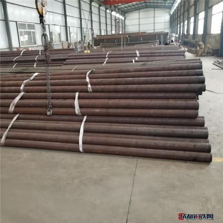 钢花管厂家供应无缝钢花管 江西钢花管 地质管
