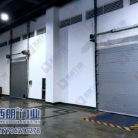 南京工业物流滑升门
