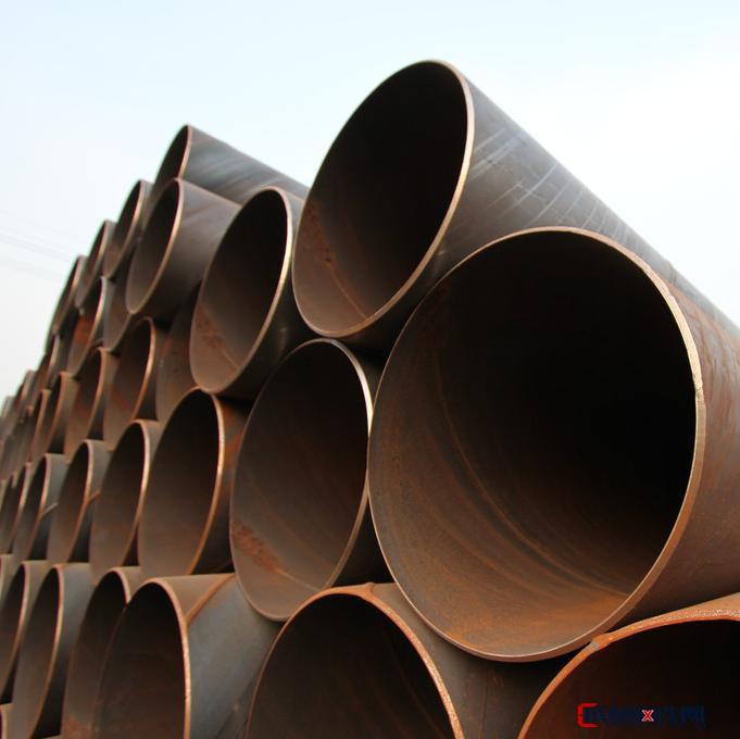 现货螺旋钢管 防腐加工螺旋管 聚氨酯保温螺旋管 排污用螺旋管 拍前询价