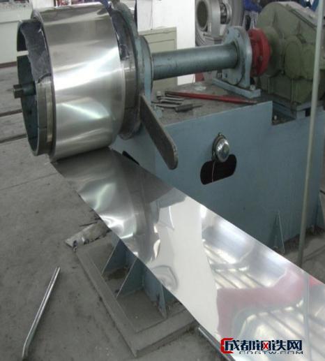 武钢冷卷DC01纵剪分条冷轧带钢0.3-3.0厚度可剪裁