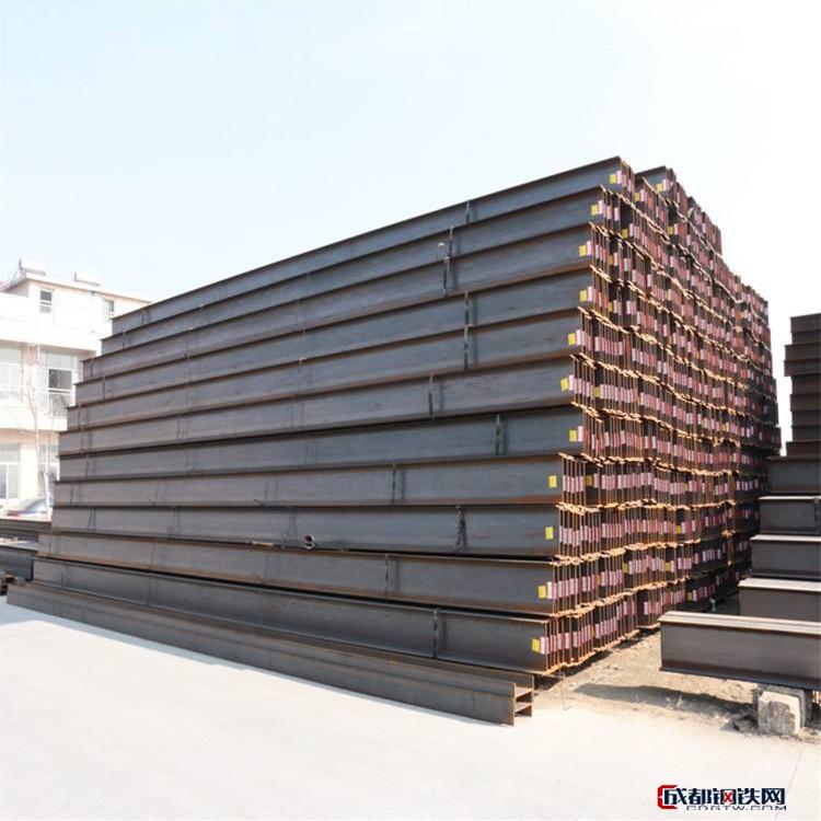 键庆供应H型钢 钢结构工程 安阳H型钢 滑县H型钢 周口H型钢