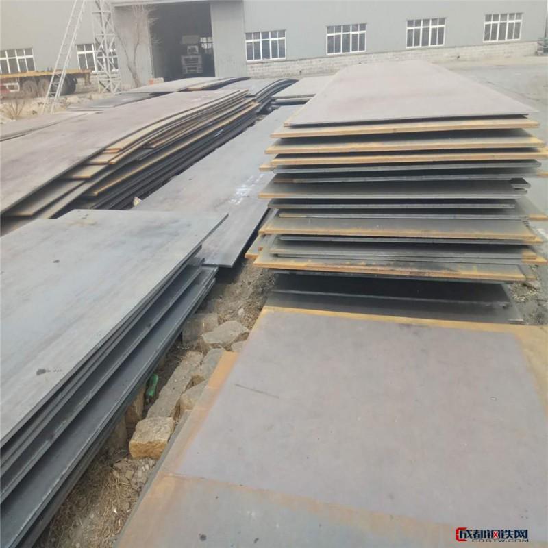 吉兴钢铁 Q390高强板 q690高强度钢板 Q460高强板 Q550高强板 厚度10mm-100mm