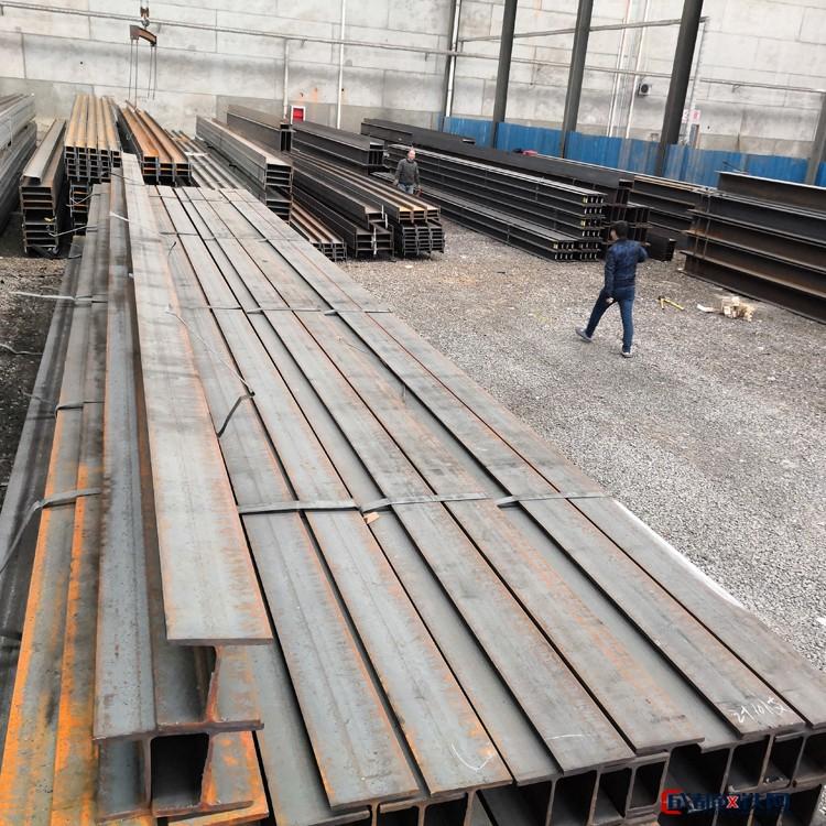 中贸 镀锌H型钢 支撑立柱用H型钢 高频焊接H型钢