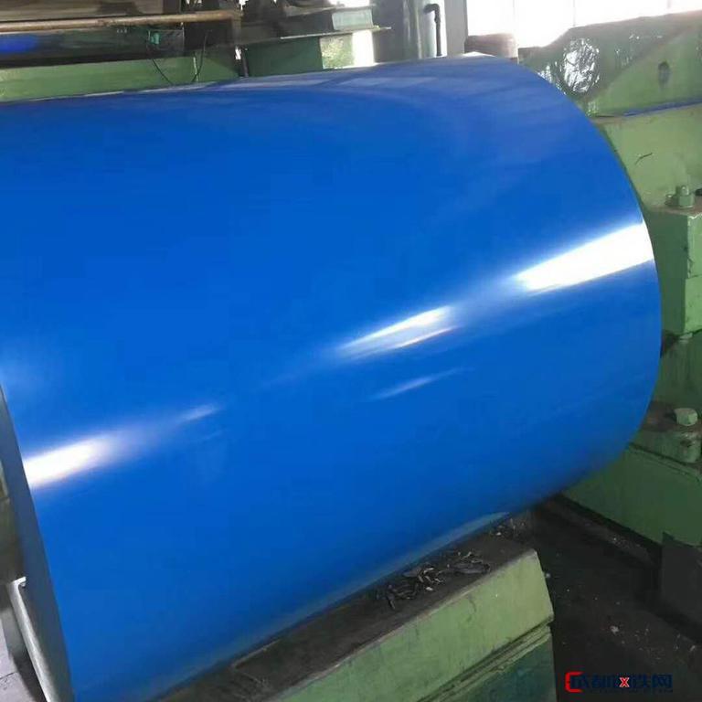 各种颜色彩涂板 哑光彩涂板 单面烤漆彩涂板 卷管用彩板 耐腐蚀压瓦彩涂板 热镀锌彩涂板