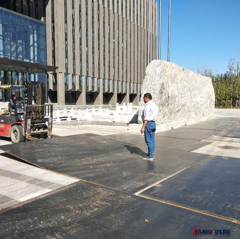 鋼板租賃 鋪路鋼板出租 出租鋼板 鋼板出租 租賃鋼板圖片