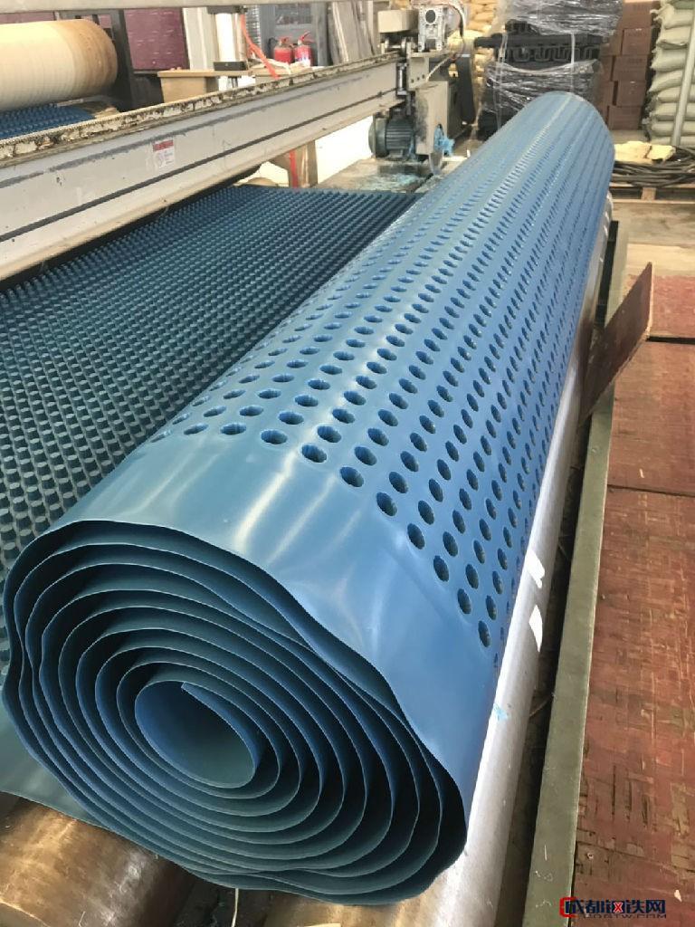 高强hdpe排水板塑料凹凸型排水板排水板卷材