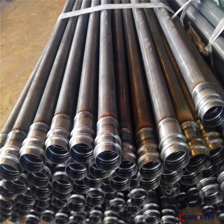 云南厂家生产供应 503套筒式声测管 直缝焊管 地质管图片