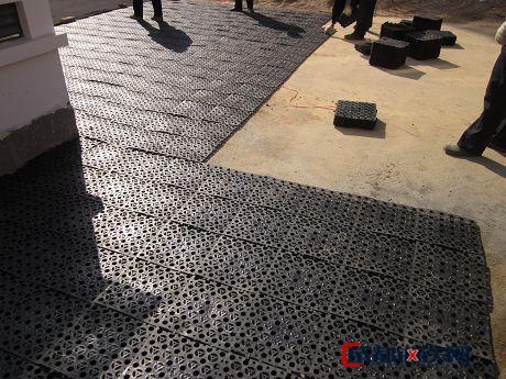高强 阻根板 蓄排水板 pe排水板