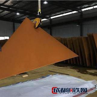耐候板。日钢生产09CuPCrNi-A耐候钢板