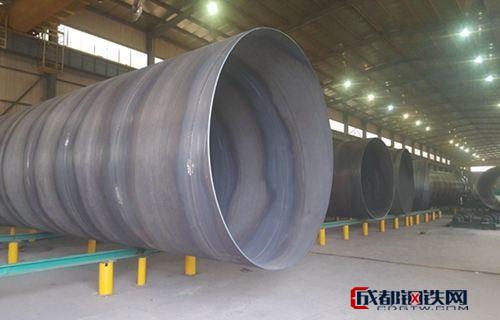 铜昶 防腐螺旋焊管螺旋钢管厂家螺旋焊管