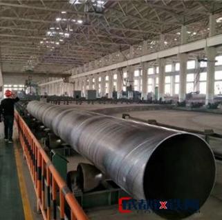 铜昶 螺旋焊管螺旋焊管厂螺旋钢管厂家