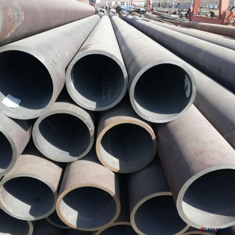重庆贵州45无缝钢管贵州地质管DZ50管物美价廉贵州钢管图片