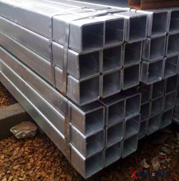 正德远ZC-B400 镀锌管 天津方矩管 镀锌方矩管厂家镀锌方矩管