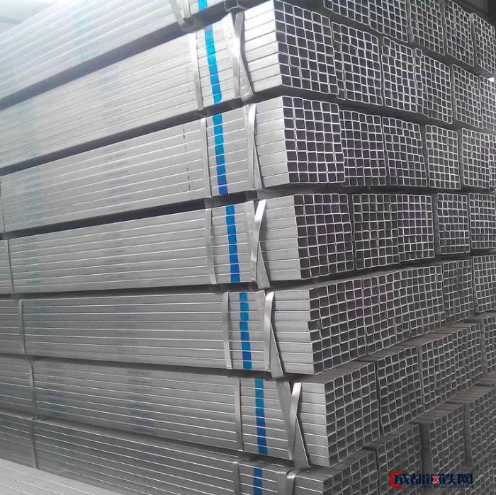 正德远ZC-B400 镀锌管 天津方矩管 镀锌方矩管厂家 镀锌方矩管