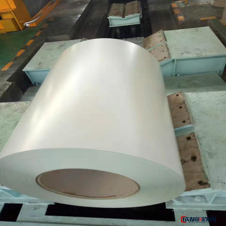 天津新于厂家 彩钢板  彩涂卷 彩钢瓦 彩涂波纹板图片