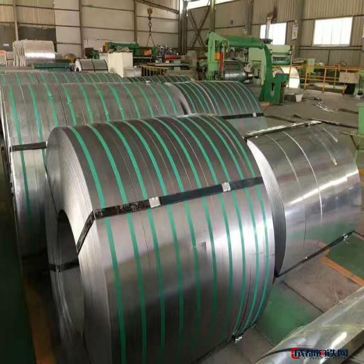 現貨供應鍍鋅板 有花鍍鋅板卷 80克 規格全圖片