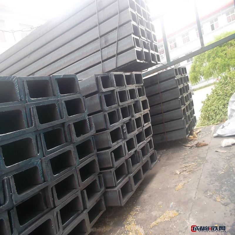 圣天 国企指定合作商 幕墙工程用热轧槽钢 Q235碳钢槽钢/镀锌槽钢 机械槽钢/建筑槽钢